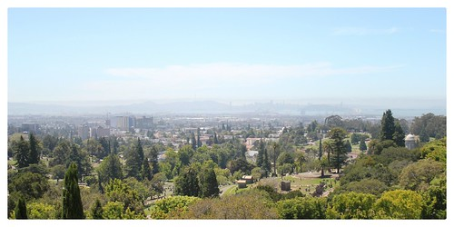 view of the east bay