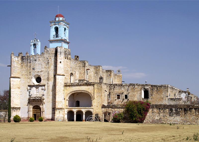 Ex Convento de San Martín
