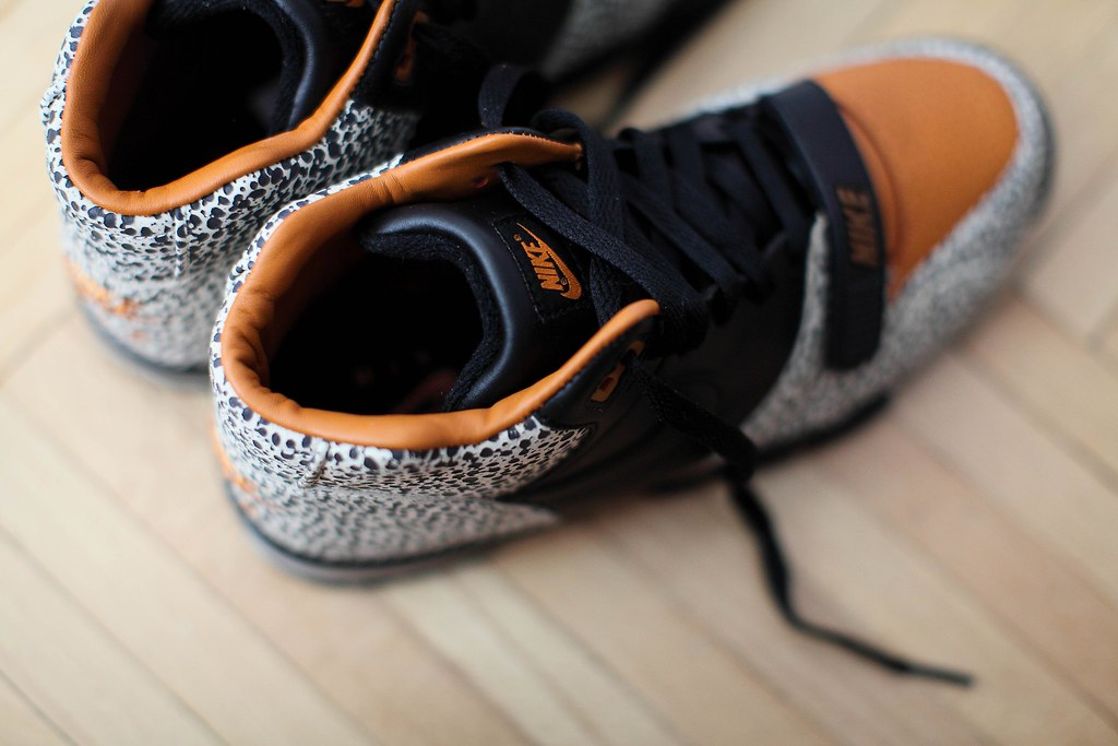 Safari Air Mid Nrg Nike Trainer 1 Premium QsSneakerhead 4ARj35Lq