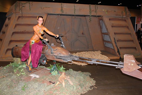 Slave Leia - Star Wars Celebration VI