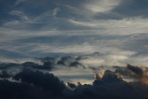 空模様様々