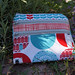 A Quilter's Table Triple-Zip Pouch