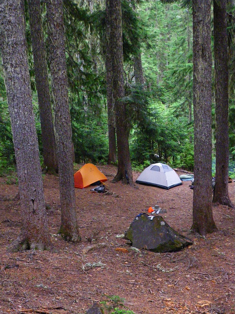 lower campsite