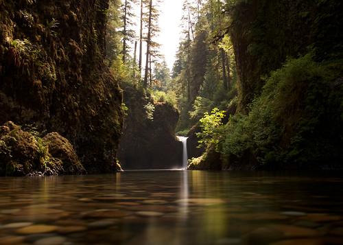 oregon portland photo waterfall long exposure flickr explore filter photograph nd efs 1022mm 1022 punchbowlfalls explored beginnerdigitalphotographychallengewinner thechallengefactory