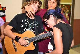 Serenata juvenil