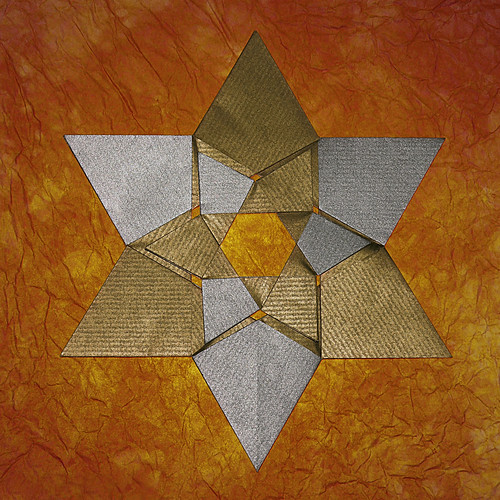 Origami Star Joyvhe (Alphonsus Rouis)