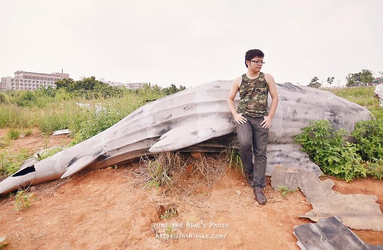 台中旅遊景點鯊魚墳場東海中科商圈07