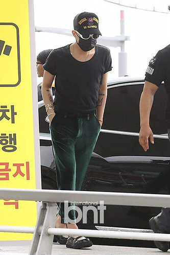 Big Bang - Incheon Airport - 26jun2015 - BNT - 03