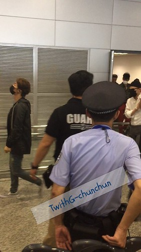 Big Bang - Shanghai Airport - 19jun2015 - TwithG-權蠢蠢 - 03