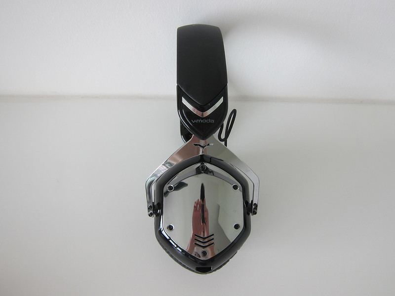 V-MODA Crossfade Wireless Headphones - Side