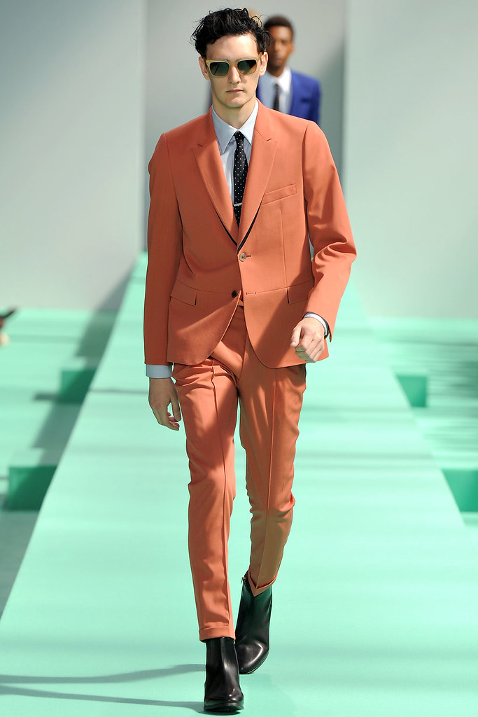 SS13 Paris Paul Smith038_Yannick Abrath(VOGUE)