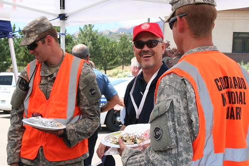 Waldo Canyon Fire Relief - 7.4.12