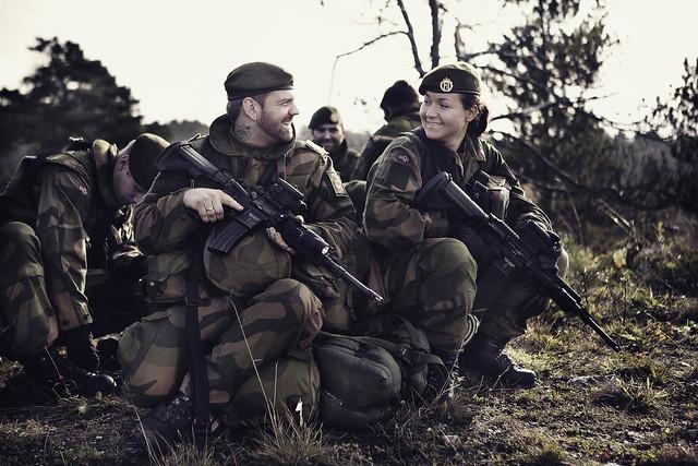 Norwegian Home Guard Flickr Photo Sharing