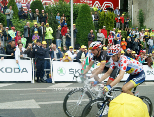 Tour de France 2012 - Finish of stage 3 at Boulogne sur Mer