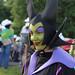 Calgary Stampede Parade 2012 - CPL evil queen