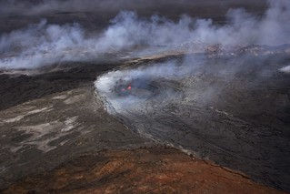 Active Volcano | by derwiki