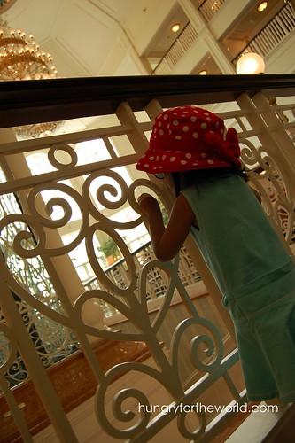 euna at the lobby