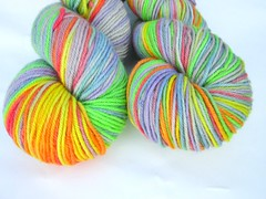 *Custom Anything Goes Knitting Slot* After the Storm BFL