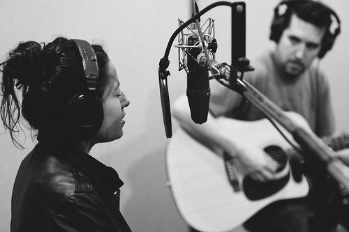 Ana Tijoux live on KEXP from The Cutting Room Studios in NYC, July 2012