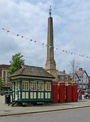 Market Place, Ripon by Tim Green aka atoach