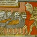 Fifth trumpet of the Apocalypse, France 1220-70. Bib de Toulouse