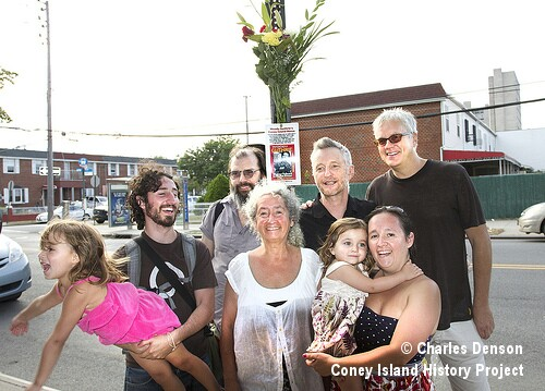 Woody Guthrie's Birthday Celebrated in Coney Island