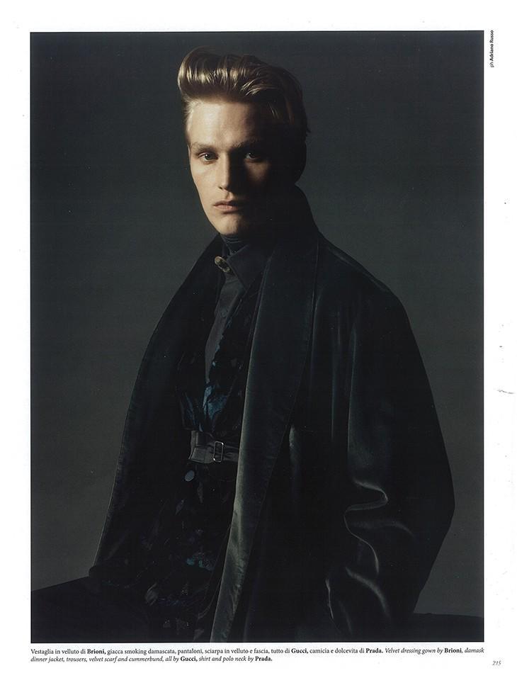 Gerhard Freidl0302_VIKTOR Magazine_Ph Adriano Russo(Wiener Models)