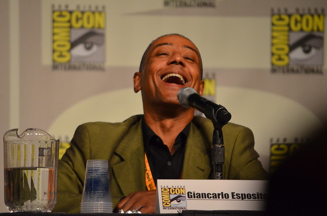 Header of Giancarlo Esposito