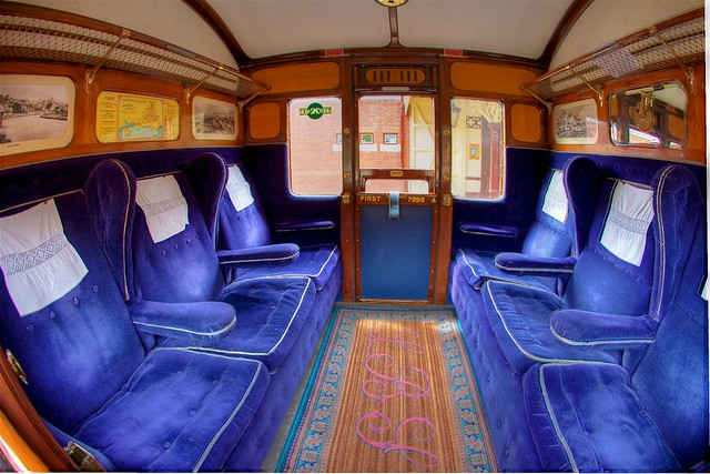 1711 railway romance train interior bluebell railway flickr photo sharing. Black Bedroom Furniture Sets. Home Design Ideas