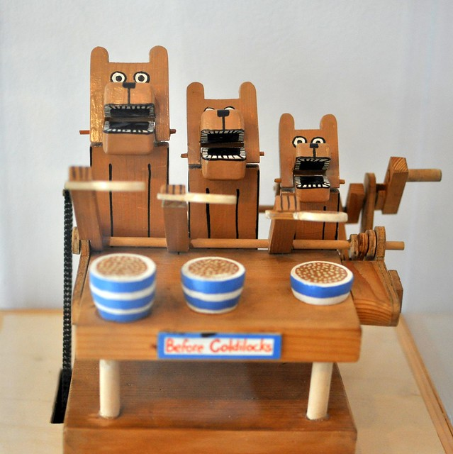 Small Wooden Toy Kitchen