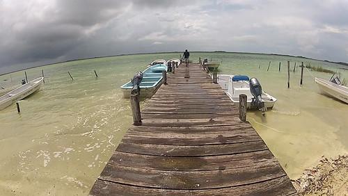 Excursión a la laguna de Muyil en Sian Ka'an