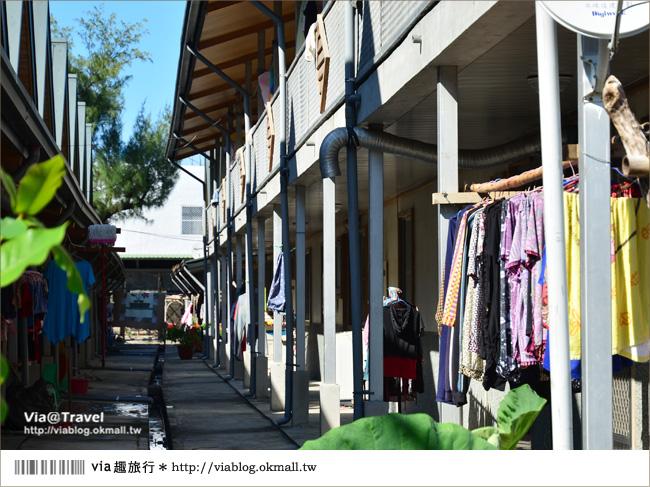【台東新景點】台東大武彩虹街~全台最夢幻的彩色街弄!25