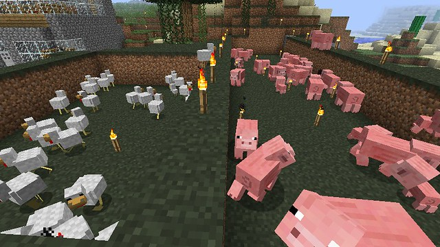 Farmer Doug's Pig and Chicken Farm