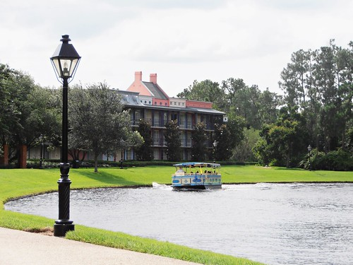 Disney's Port Orleans Resort - French Quarter