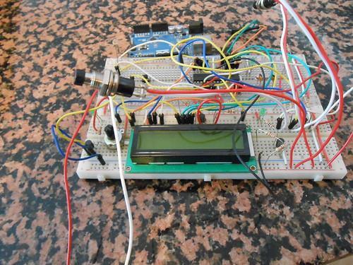 Schema Elettrico Timer Per Bromografo : Presentazione progetto bromografo e timer