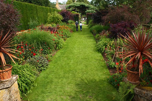 Red Borders at Hidcote