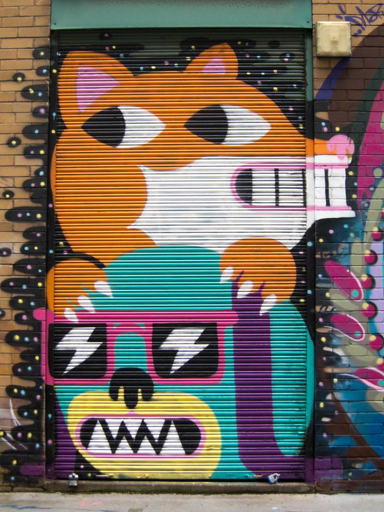 east london street art map rome - photo#41