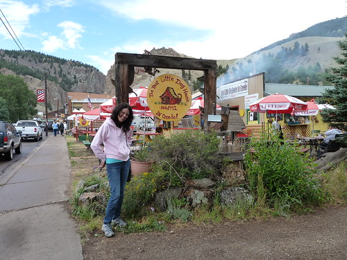 Yes, they have chili dogs in Creede