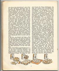 König 1: Eine gute Wiener Mehlspeise (II)
