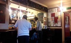 Black Horse Bar, Whitby