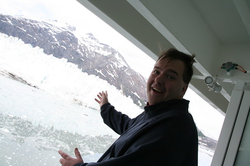 Mike Presents Glacier Bay