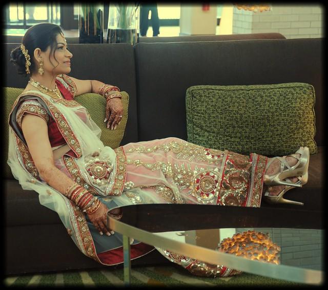 Indian Wedding Shoes Women