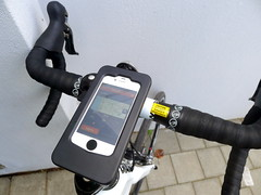 Sealed Wahoo Bike Case for iPhone