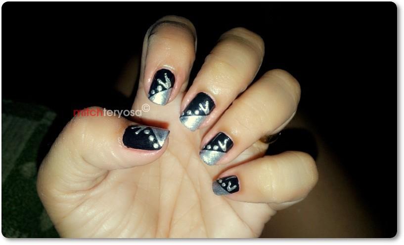 Black & Silver Design