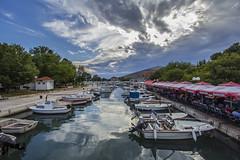 Docks of Trogir - Croatia