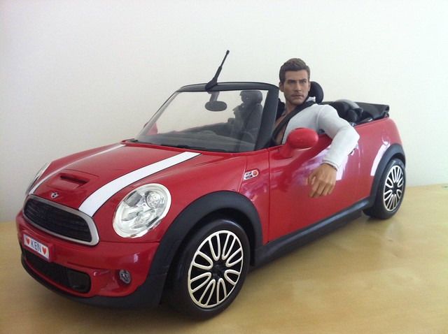 Fat Guy In A Mini Cooper 37