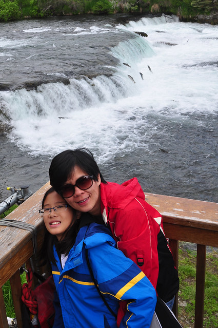 Brooks Fall [Katmai National Park]