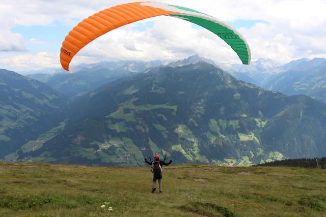 Le Tyrol par Olivier