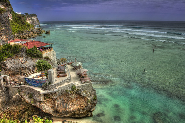 Blue Point, Bali Indonesia