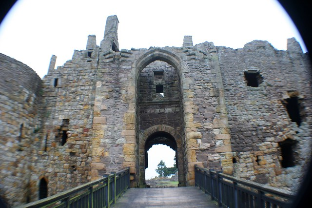Main Entrance, Direlton Castle